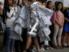 Cambodia: LGBT fashion designers find beauty in trash