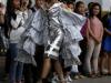 Cambodia: LGBT fashion designers find beauty intrash