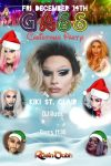 Club GASS: GASS Christmas Party! + 2 FacebookCompetitions!!