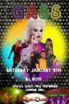 Club GASS: Next Club Night 5th January2019!