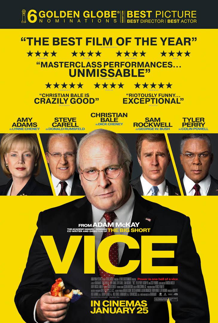 Últimas películas que has visto - (Las votaciones de la liga en el primer post) - Página 17 Cheney-vice-film