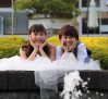 Japan: 26 mock weddings for Japanese lesbiancouple
