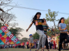Myanmar: Stiletto races and hula hoops at Pridefestival
