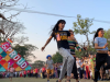 Myanmar: Stiletto races and hula hoops at Pride festival