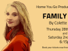 Theatre: FAMILY TREE – Smock Alley – Thur. Feb 28th & Sat. March 2nd –6.15pm