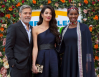 George and Amal Clooney on justice mission for LGBT+ and women