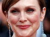 Julianne Moore promotes AIDS ward documentary