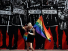 Poland: Campaigners gather to condemn homophobic violence