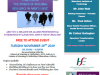 NUI Galway: Men's Health Symposium – International Men's Day(19 Nov)