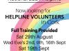 Cork: National LGBT Helpline – VolunteersWanted