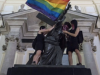 LGBT+ activist behind 'Polish Stonewall' says not afraid to die