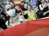 Thailand: LGBT and anti-gov't protesters join Pride Parade