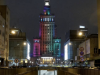 Poland: LGBT activists welcome rainbow light show, say moreneeded