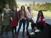 Netflix 'Fate:The Winx Saga' (Filmed at Kilruddery House, Bray)