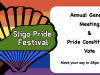 Sligo Pride: Tonight AGM 2021 on Zoom