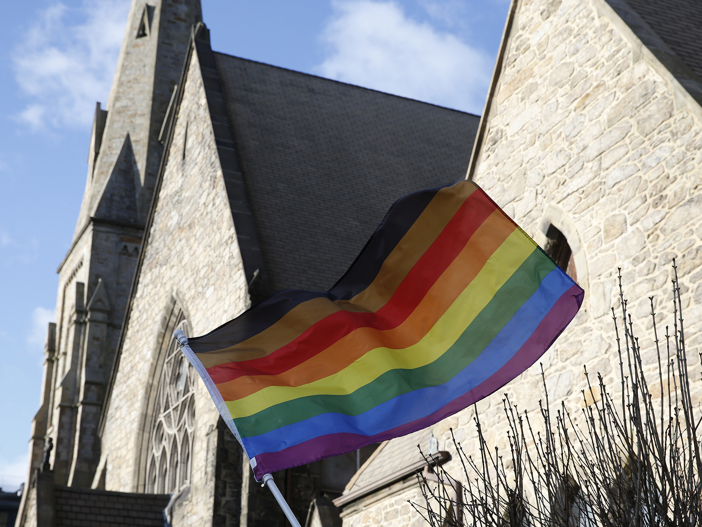 Methodists Wary Of Potential Split In Global Church Over LGBTQ Participation