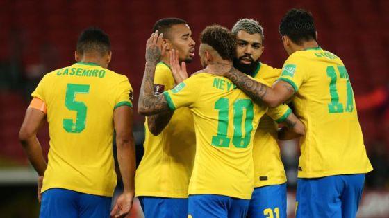 brazil national team en as com